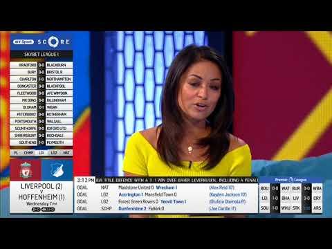 BT Sport Score part 3 19/08/17