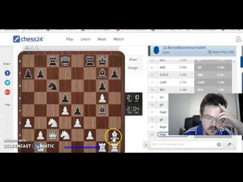 London vs Dutch Defense - an attacking game #3