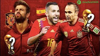 WILL SPAIN WIN THE 2018 WORLD CUP IN RUSSIA?