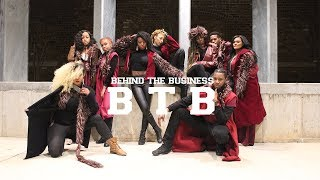 Behind The Business | Shooting A Music Video