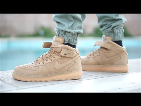 on sale 6cdf7 4007c Nike Air Force One mid