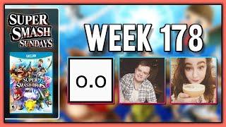 Super Smash Sundays - Week 178 [for Wii U Online]