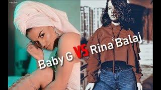 Rina Balaj kopjon Baby G ?