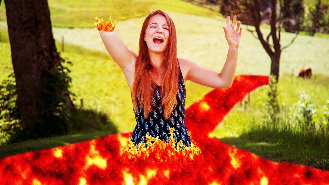 Der boden ist lava rennt um euer leben youtube for Boden ist lava