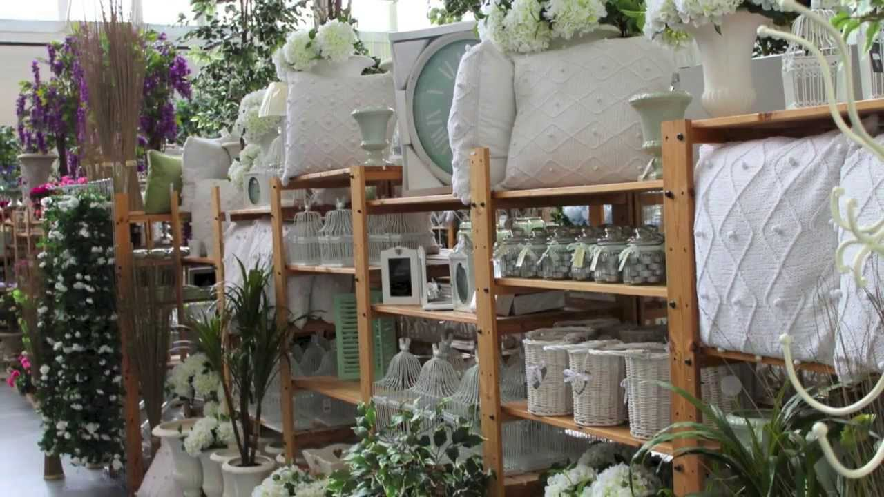 Florist supplies homewares tour of our store for Cheap homeware