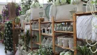 Florist Supplies & Homewares - Tour of our Store - Inspirations Wholesale