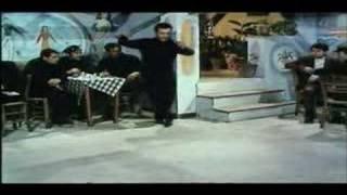 The inventor of sirtaki dancing zeibekiko (1970)