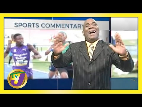 Boys & Girls Champs 2021 in Jamaica | TVJ Sports Commentary