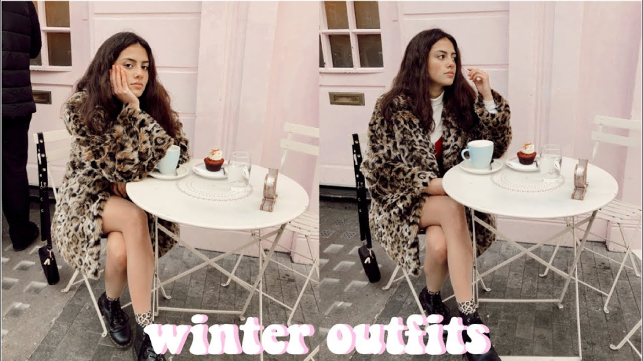 ☆ winter outfits lookbook ☆