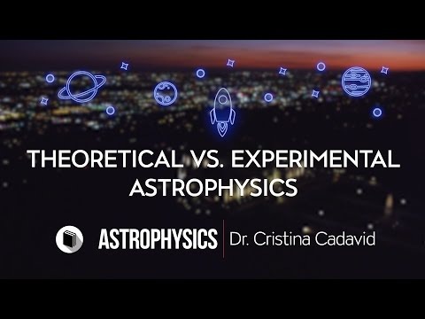 PATHWAYS | Department of Physics & Astronomy | Theoretical VS. Experimental Astrophysics V5