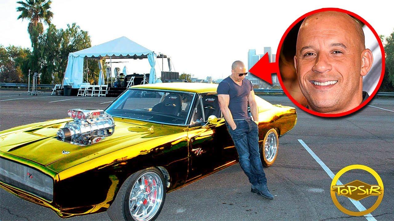 ดูสิ Vin Diesel ใช้เงินพันล้านยังไง !