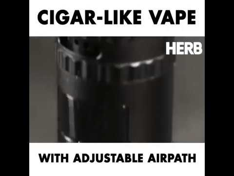 Cigar-like Magnum 2 Dry Herb Vape