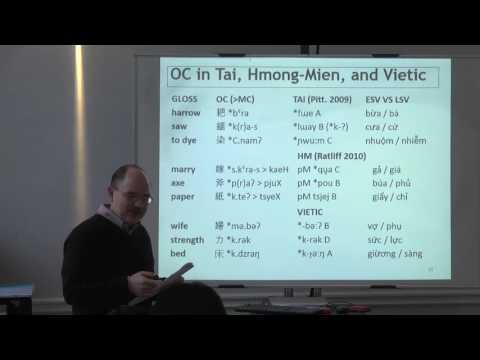 Mark J. Alves (Montgomery College): OC Loans in Vietnamese: Historical & Archaeological Data