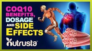 CoQ10 Ubiquinol - Coenzyme Q10 Benefits, Dosage, Side Effects