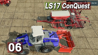 Der Radlader und ich ► LS17 ConQuest Nicolonia & Kuhn DLC #6