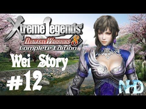 Dynasty Warriors 8 XLCE [PC] (Wei Story Mode pt12 - Wang Yi) Battle of Tong Gate
