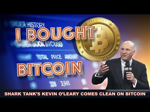 SHARK TANKS KEVIN O LEARY TELLS US HOW MUCH BITCOIN AND ETHEREUM HE BOUGHT PLUS CARDANO UPGRADES