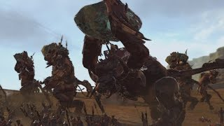 39 CYGORS vs 8300 UNITS - Total War: WARHAMMER