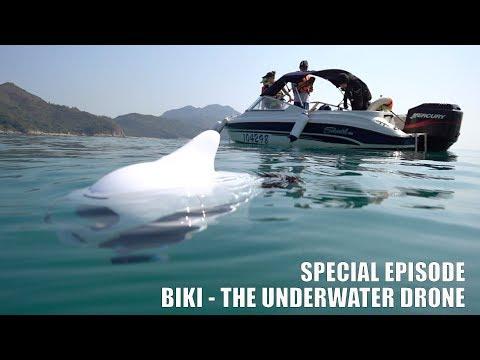 The BIKI underwater drone review