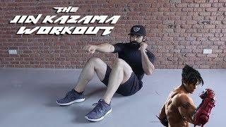 6 Exercises To Train Like Jin Kazama