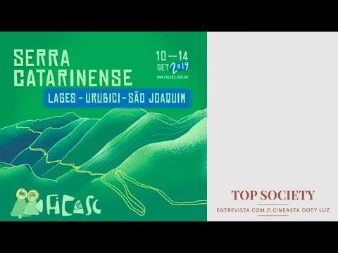 Top Society - Festival Internacional de Cinema Ambiental da Serra Catarinense (Ficasc).