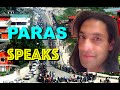 Paras Shah, Ex-Prince speaks about Indian blockade