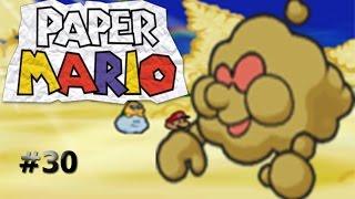 La fuente del problema de las nubes/Paper Mario capítulo 30