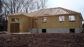 Строительство каркасного дома своими руками по канадской технологии(Подробная видео инструкция как строить каркасный быстровозводимый дом своими руками по канадской техноло..., 2015-10-26T08:29:41.000Z)
