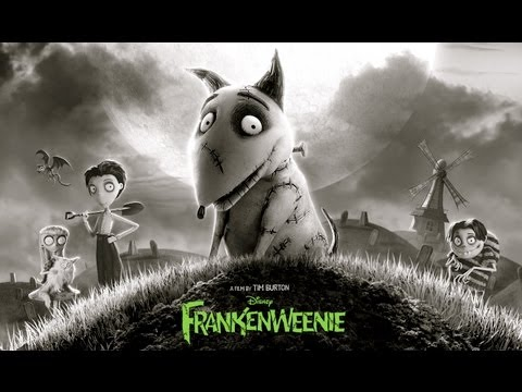 Frankenweenie - Movie Review by Chris Stuckmann