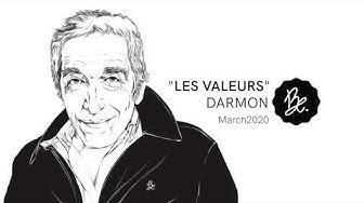 """Bon Entendeur : """"les Valeurs"""", Darmon, March 2020"""