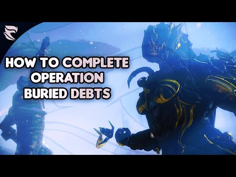 Warframe: How to complete the Buried Debts event and get the Opticore vandal! thumbnail