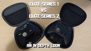 Xbox Elite Controller Series 1 VS Series 2, An In-Depth Look at the Differences