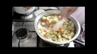 Рецепт вкусные жареные кабачки