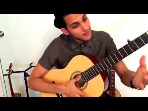 Chino Y Nacho – Me voy Enamorando (Remix) ft.  Farruko – Tutorial Ukulele / Guitarra