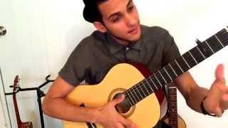Chino Y Nacho - Me voy Enamorando (Remix) ft.  Farruko - Tutorial Ukulele / Guitarra