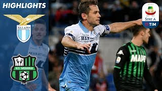 Lazio 2-2 Sassuolo | Extra-time Lulic Goal Earns Lazio a Point! | Serie A