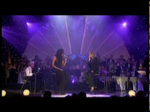 Natalie Cole & Diana Krall - Better Than Anything (Ask A Woman Who Knows Live)