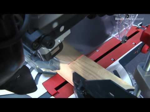 Bosch Kap- en verstekzaag GCM 12 GDL Professional
