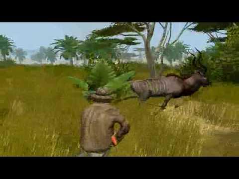 Cabela s Big Game Hunter 2009 Gameplay 2