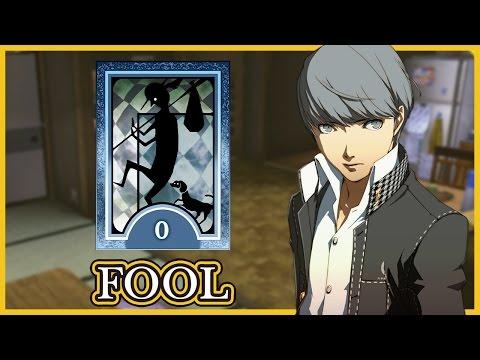 Persona 4 Golden - Max Social Link - Fool Arcana (The Investigation Team)