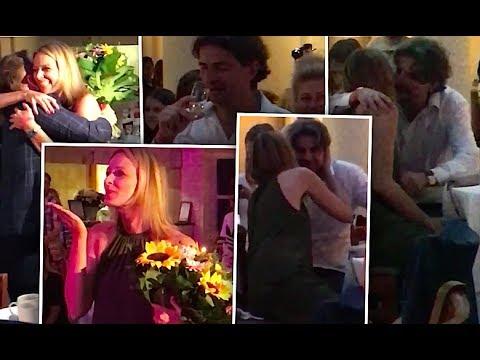 Wyznanie miłości Odety Moro na urodzinach! Tak kocha Konrada Komornickiego