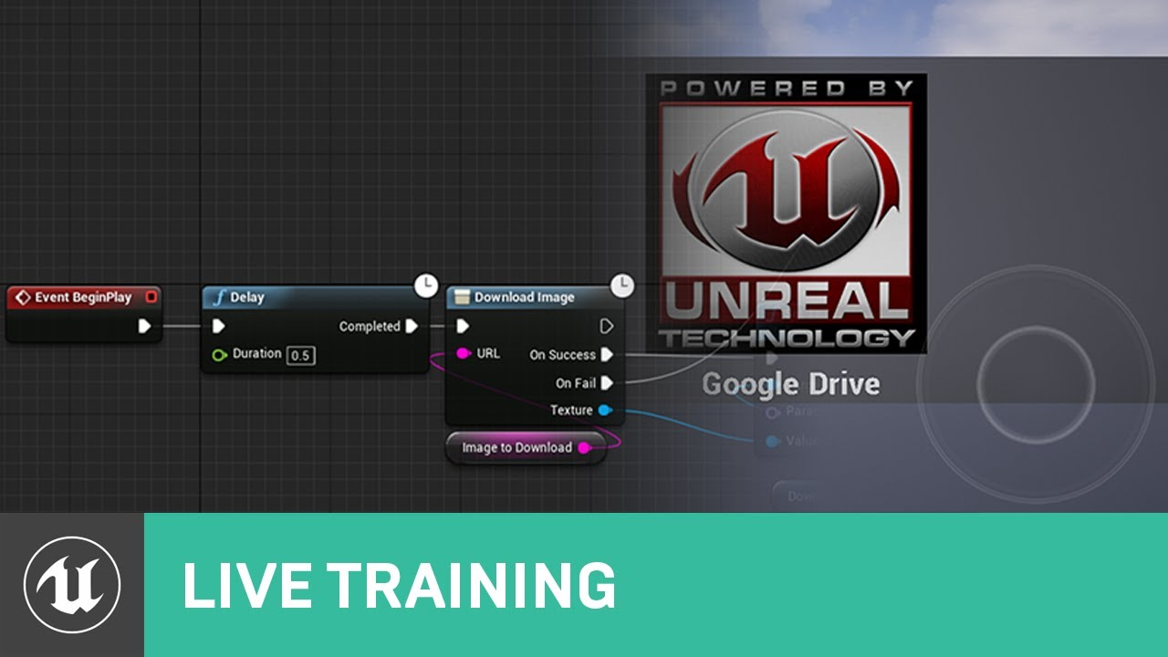 Streaming Textures and Videos in UE4 | Live Training | Unreal Engine  Livestream