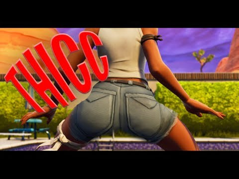 thicc calamity smooth moves emote epic fortnite br - fortnite calamity thicc