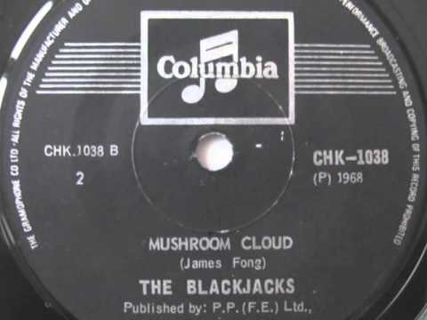 Black Jacks - Mushroom Cloud (Asian psych killer)