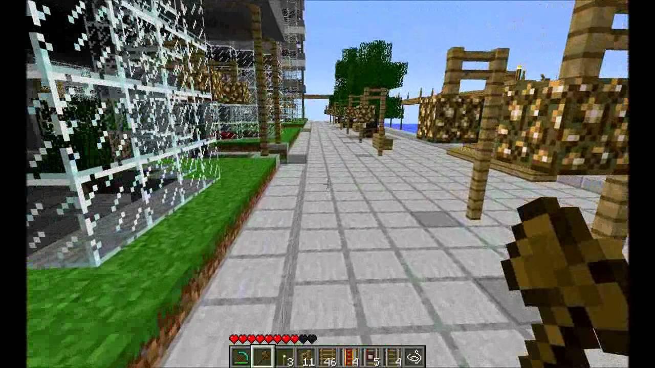 Minecraft worldedit schematics from the world of tebt - YouTube on