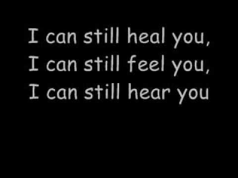 """Thinking About You""- Puddle of Mudd (lyrics)"