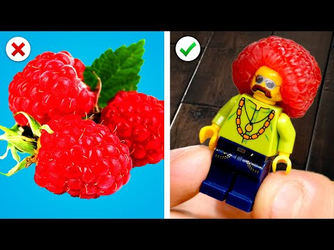 Toys Nostalgia: Repurpose Childhood Toys! Reuse Old Lego Pieces, Plastic Soldiers and More!