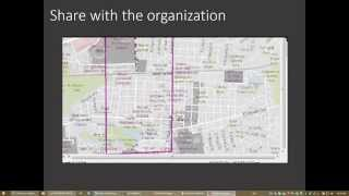 ArcGIS Online For Local Government Webinar Series  2 of 5 Public Works