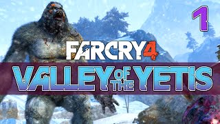 FARCRY 4: Valley of the Yetis DLC Ep.1