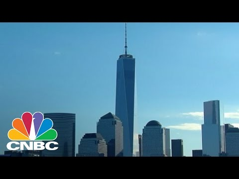 One World Trade: Freedom Tower Open For Business | CNBC
